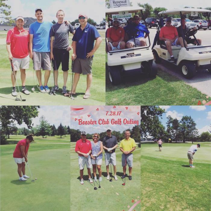 2017 Booster Golf